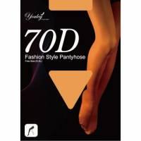 70 Den 時尚褲襪 - 膚色 一打入