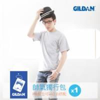 美國第一品牌GILDAN 圓筒短袖素面T-Shirt 1件