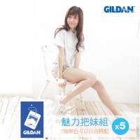 美國第一品牌GILDAN 圓筒短袖素面T-Shirt 5件