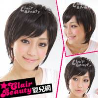 【LWD63】日系清新好感超短髮