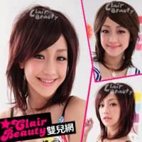 【LW336D】整頂式-清純派淑女短髮