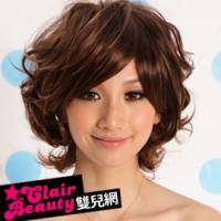 【LWA097】日系街頭型人蓬鬆短卷髮