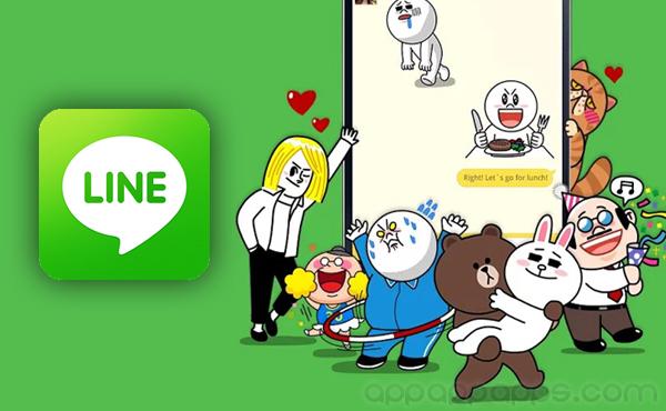 LINE更新加入注目功能: 免費賺代幣, 主題商店及更多