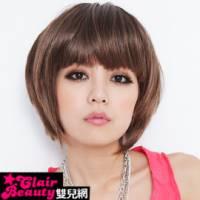 【LWA093】 個性派女孩蓬蓬短髮