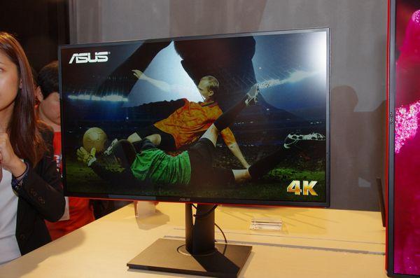 Computex 2014 :華碩展前記者會新品介紹、六頻無線 AP RT-AC3200 、專業 4K 螢幕 ProArt PA328Q