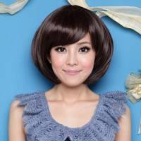 【MB039】耐熱纖維-女星小S時尚俐落修臉短髮