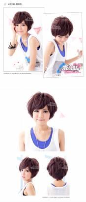 【MB029】耐熱纖維-韓劇原來是美男俏麗新髮型