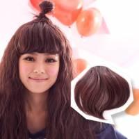 【AMP013】耐熱纖維-俏麗有型微捲瀏海髮片