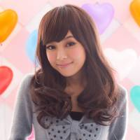 【MX035】SPRING春氛浪漫甜蜜捲髮型