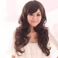 【MA089】派瑞絲LOOK空氣感長捲假髮
