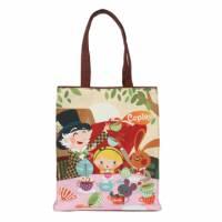 【Coplay設計包】愛麗絲的下午茶 A4包