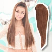 【MW018】半罩式-溫柔小女人氣質長直髮