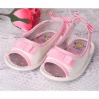【換季↘69折】★ 魔法Baby ★KUKI 酷奇清新甜美小童涼鞋☆女童鞋☆s2439粉~時尚設計童