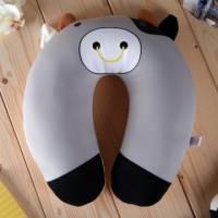 ★ 魔法Baby ★可愛卡通立體造型健康護頸枕 午睡枕(成人兒童皆適用)~c0029