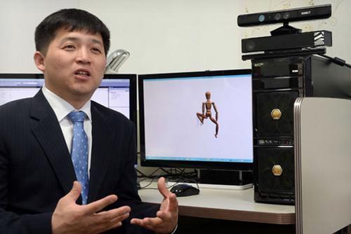 微軟 Kinect 化身兩韓邊境守護者