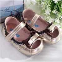 魔法Baby ~KUKI 酷奇立體蝴蝶結花邊質感系童鞋~女童鞋~時尚設計童鞋~sh0590