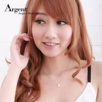 【ARGENT銀飾】迷你系列「小愛心」純銀項鍊