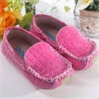 魔法Baby ~KUKI 酷奇優雅格紋印質感系童鞋~女童鞋~時尚設計童鞋~sh0606