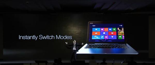 Computex 2014:華碩新品發表會 - 八吋平板手機Memo Pad 8、太極變形二合一T300 CHi、五合一超變形平板Transformer Book V以及4K筆記型電腦Zenbook