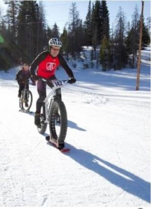 騎單車兼滑雪《BikeBoards》