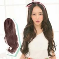 【MW007】髮箍式-自然系浪漫微捲長髮