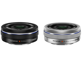 Olympus 推出 OM-D 家族新機 E-M10 ,並公布全新 14-42mm 超薄變焦鏡