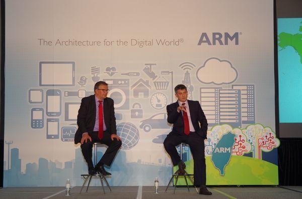 Computex 2014 : ARM 正式宣布在台灣設立亞太 CPU 設計中心,以 Cortex-M 架構為主