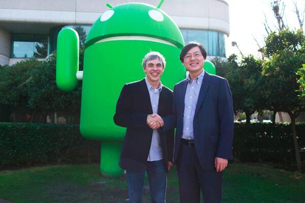 意想不到的巨變: Google 宣佈將 Motorola 轉售 Lenovo