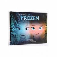 [開書文]The Art of Frozen 冰雪奇緣 美術設定集