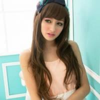 【AMA024】耐熱纖維-輕甜女孩浪漫微捲長髮