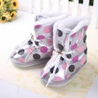 ★ 魔法Baby ★【KUKI 酷奇圓點亮面時尚俏皮鞋☆女童鞋☆s3276】時尚設計童鞋