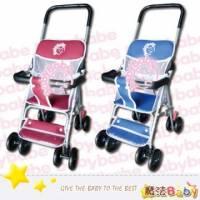 魔法Baby~台灣製造輕便型手推車 紅.藍兩款 ~嬰幼兒用品~tb503