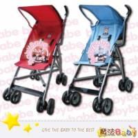 魔法Baby~可躺輕便傘車 紅.藍兩款 ~嬰幼兒用品~時尚設計童裝~tb8021