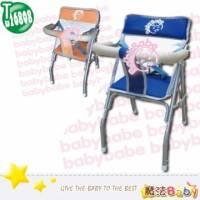 魔法Baby~台灣製造升降安全椅 桔.藍兩色款 ~嬰幼兒用品~tb26808