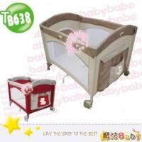 魔法Baby~拱型遊戲床 基本款 _紅.卡其兩色款~嬰幼兒用品~嬰幼兒遊戲床~tb638