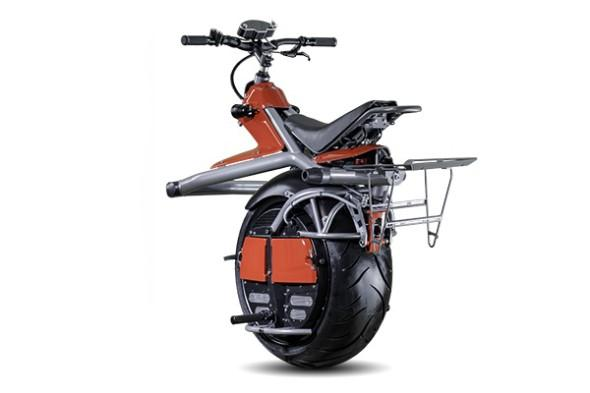 科幻 RYNO 單輪電動車