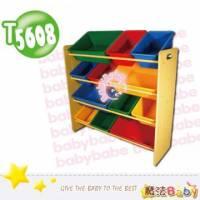 魔法Baby~台灣製造木紋玩具架~嬰幼兒用品~遊戲益智用品~t5608