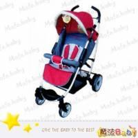 魔法Baby~全罩式鋁管嬰兒手推車~嬰幼兒用品~戶外居家用品~RKC-4026