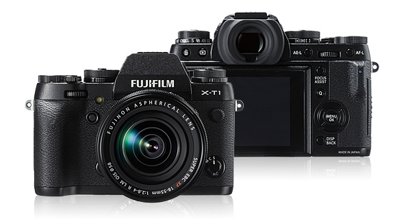 富士創社 80 周年紀念相機 X-T1 正式發表,主打防塵滴專業級 X 接環機身