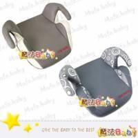 魔法Baby~汽車座椅輔助坐墊 咖啡 黑咖 ~嬰幼兒~兒童用品~戶外安全用品~RLB311