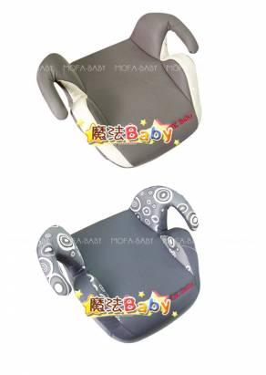 魔法Baby~汽車座椅輔助坐墊(咖啡、黑咖)~嬰幼兒~兒童用品~戶外安全用品~RLB311