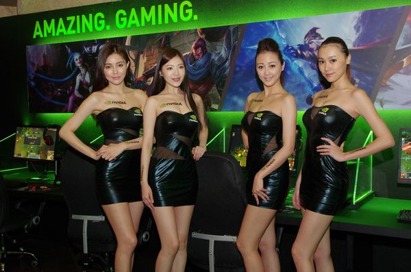 Computex 2014 : NVIDIA 以 Gamer's Day 與玩家共同迎接 Computex