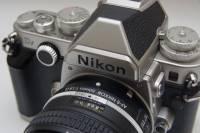 將旗艦數位機靈魂融合機械相機手感的組合, Nikon Df 單眼相機動手玩