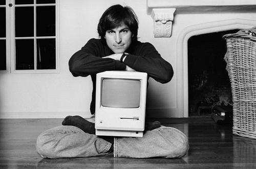 回憶經典:老賈首次公開示範 Macintosh 電腦影片流出...