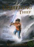 The Percy Jackson the Olympians 1: The Lightning T