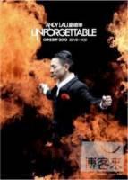 劉德華 unforgettable concert 2010 3DVD+2CD