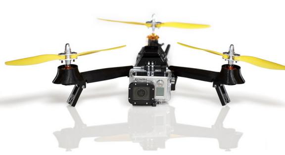 The Pocket Drone 你的私人飛行機器