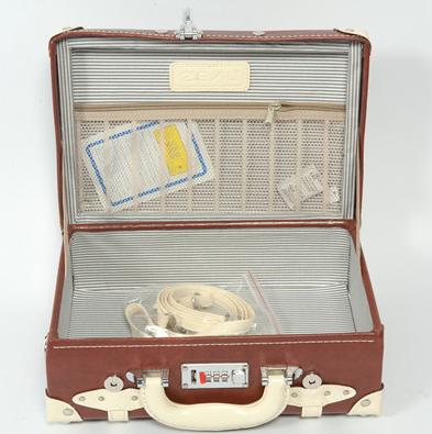 【好物推介】韓國 復古手提包 化妝箱