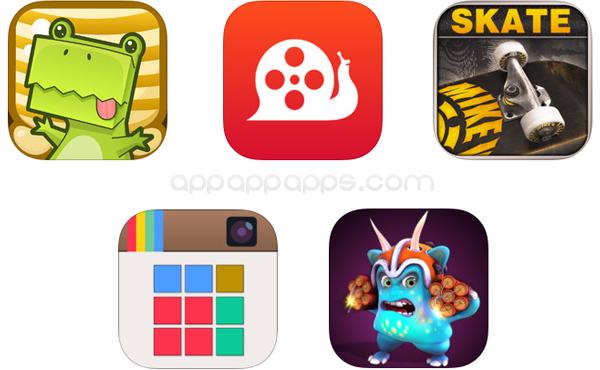[21/1] iPhone / iPad 限時免費及減價 Apps 精選推介