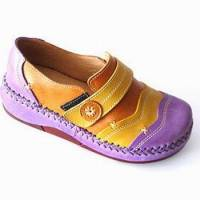 e鞋院 【紫色童話】平底娃娃包鞋 ~台灣好鞋~
